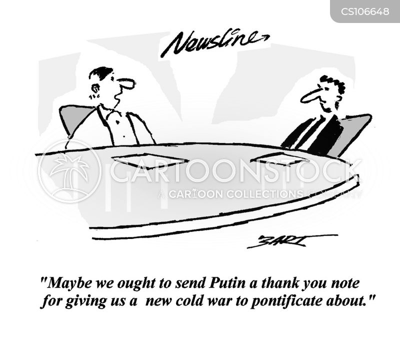 pontificated cartoon