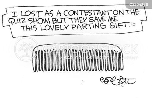 partings cartoon