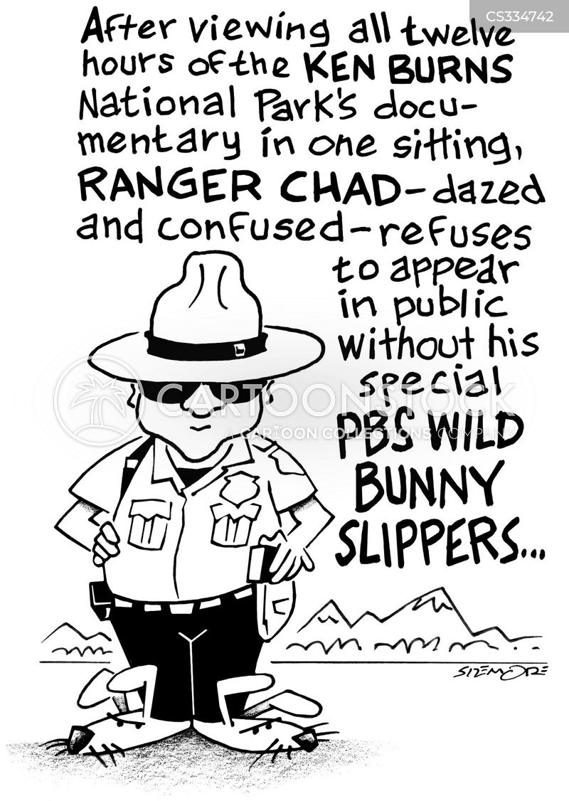 bunny slippers cartoon