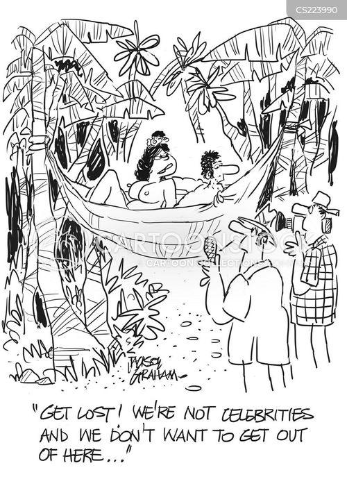 reality programmes cartoon