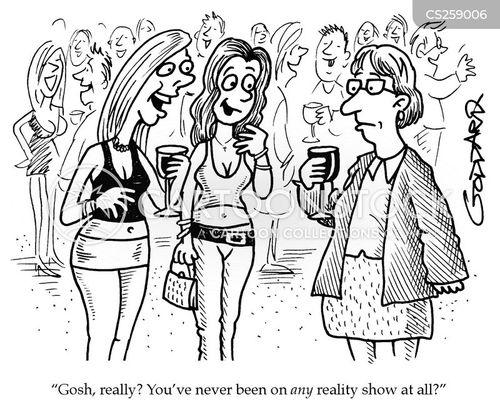claim to fame cartoon