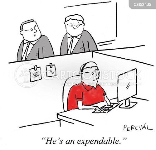expendables cartoon