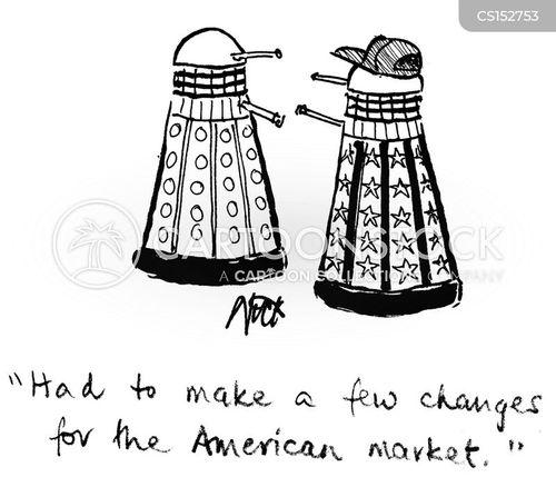 exports cartoon