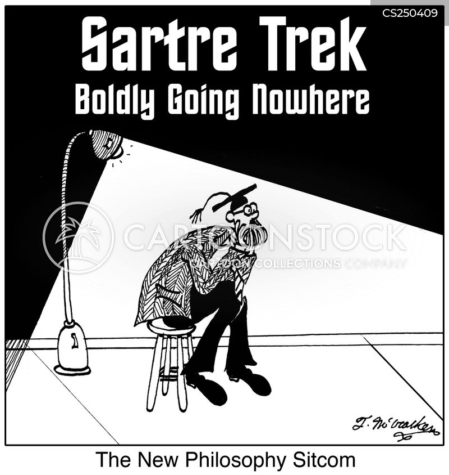 philosphers cartoon