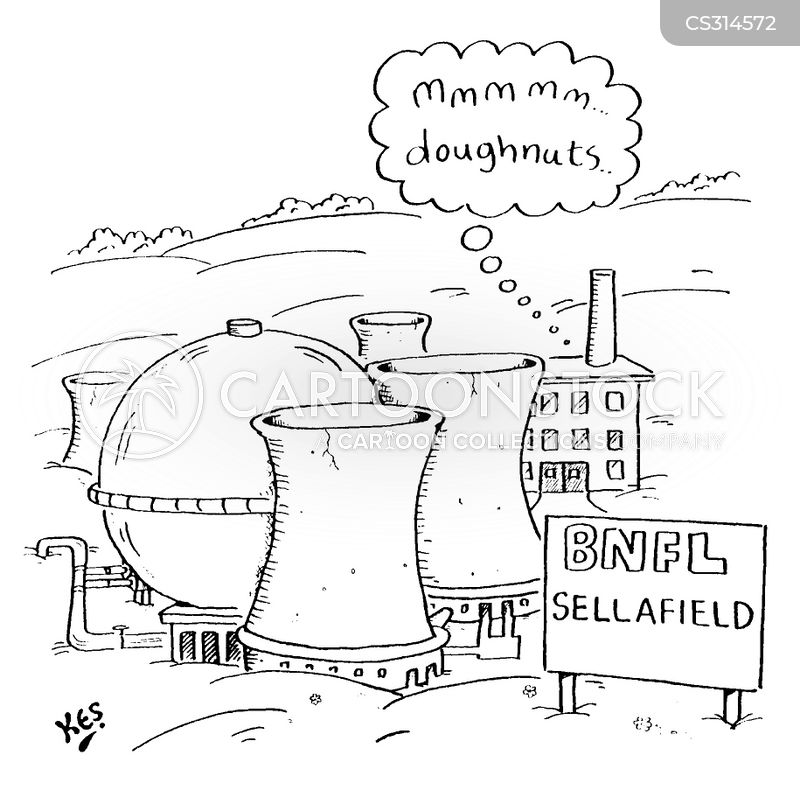 Power Plant Cartoon Nuclear Power Plants Cartoon 9