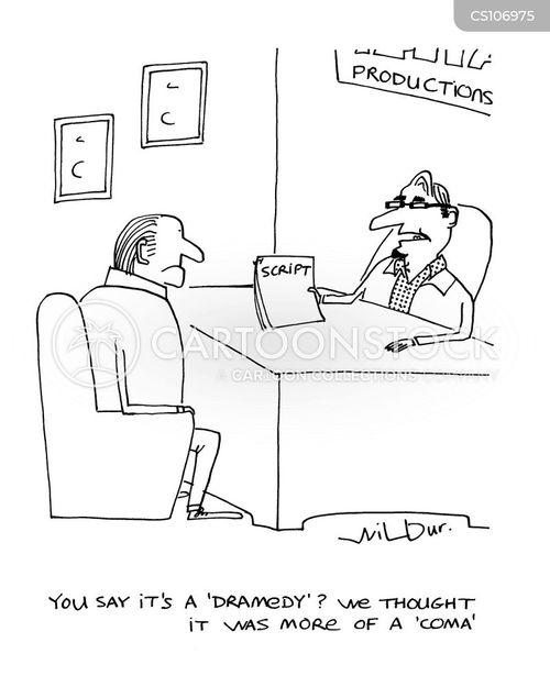 pitch meeting cartoon