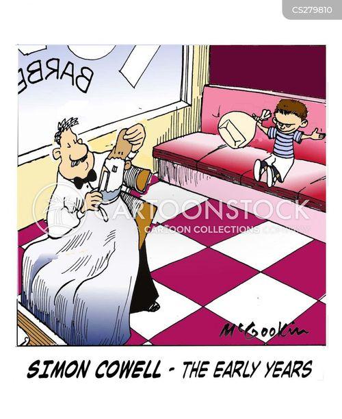 simon cowell cartoon