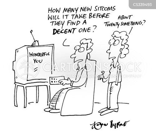 decent cartoon