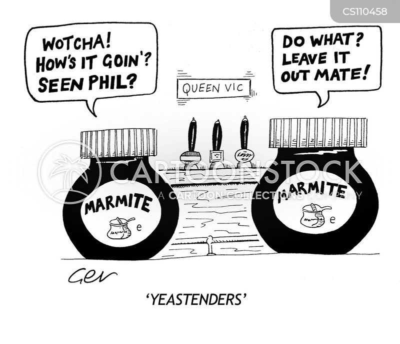 marmite cartoon