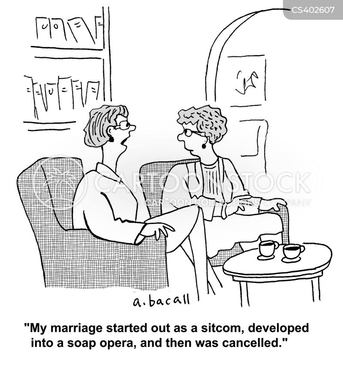 situation comedies cartoon