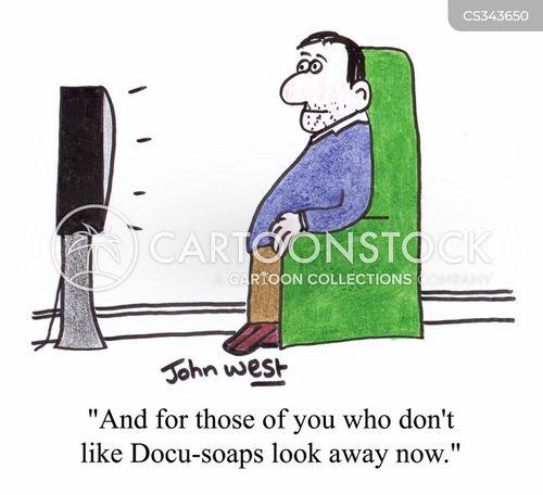 docusoaps cartoon