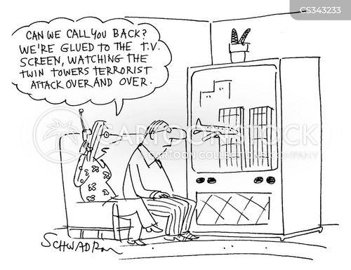 september 11 cartoon