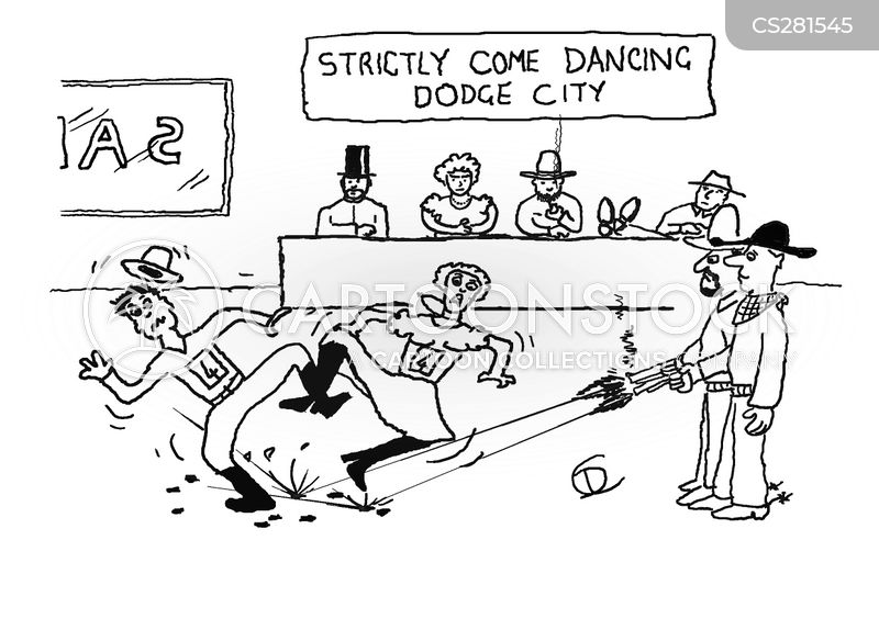 strictly cartoon