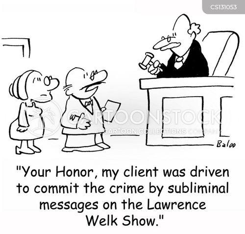 subliminal messages cartoon