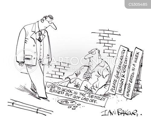 tv industry cartoon