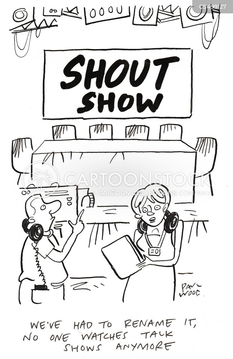 chat-shows cartoon