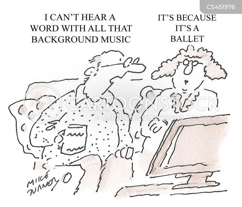 background noise cartoon