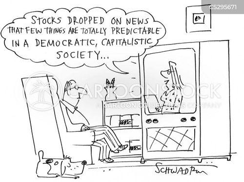 capitalistic cartoon