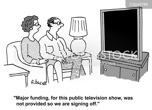 public television cartoon