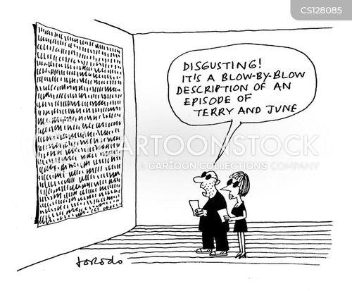 television comedy cartoon