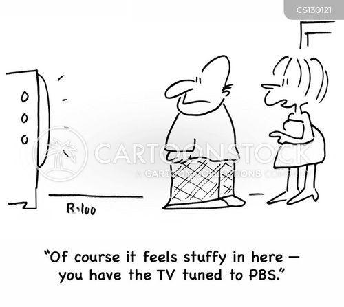 stuffy cartoon