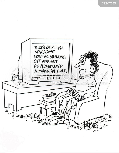 late night tv cartoon
