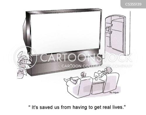 widescreen cartoon