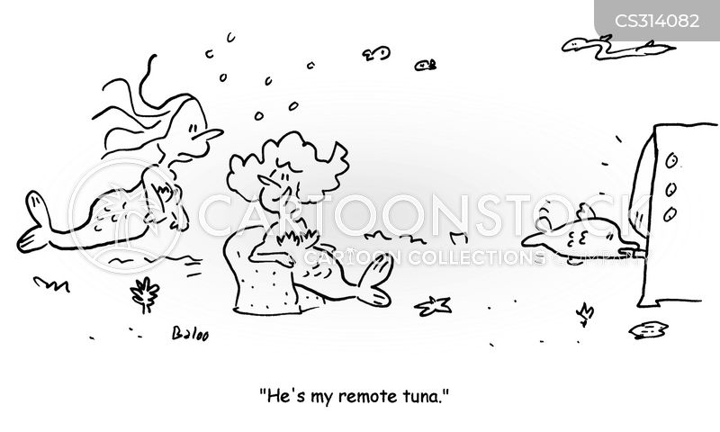 tuner cartoon