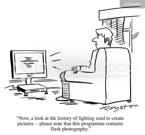 epileptic fit cartoon