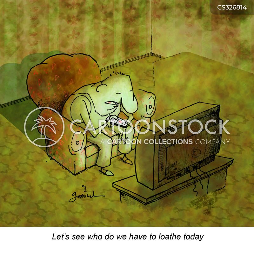 loathe cartoon