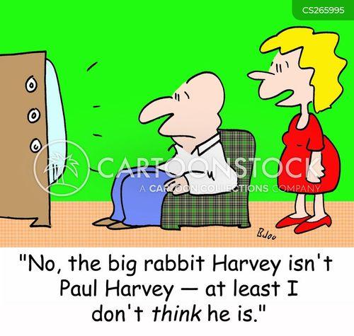 harvey cartoon