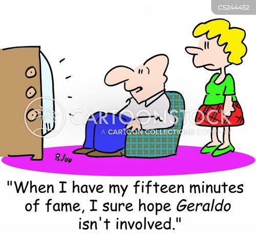 fifteen cartoon