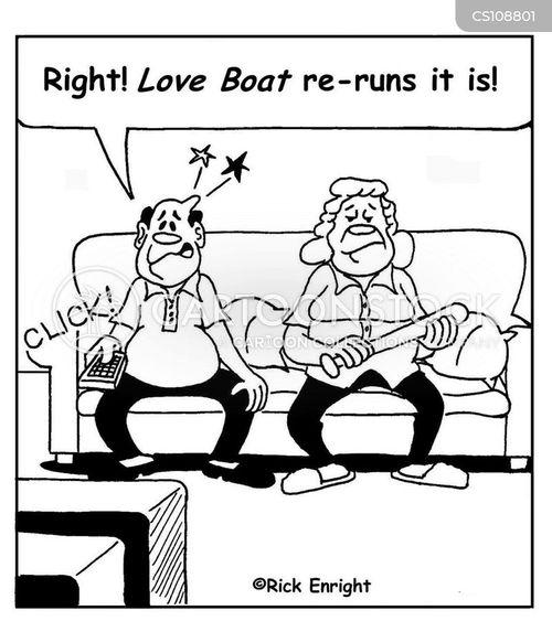 upper hand cartoon
