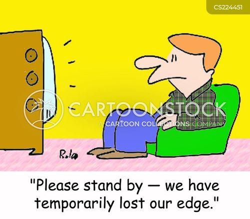 edge cartoon