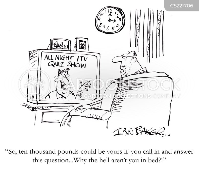 late night television cartoon