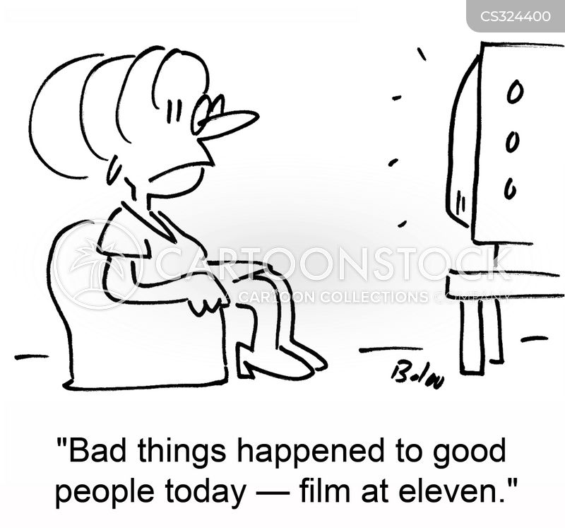 television stories cartoon