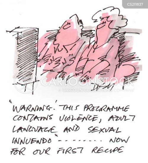 innuendoes cartoon