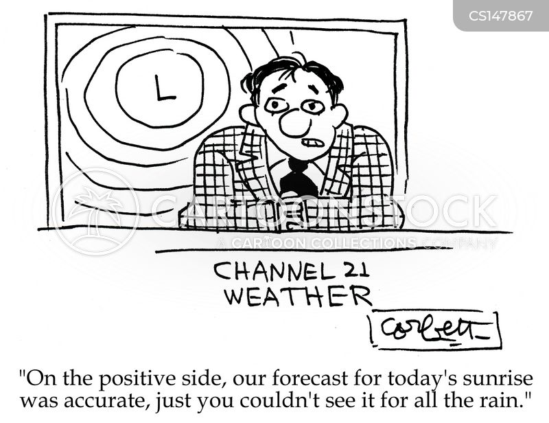 Weather Channel Cartoons and Comics - funny pictures from CartoonStock