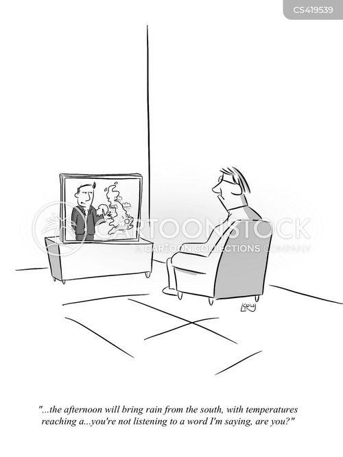 weather channels cartoon