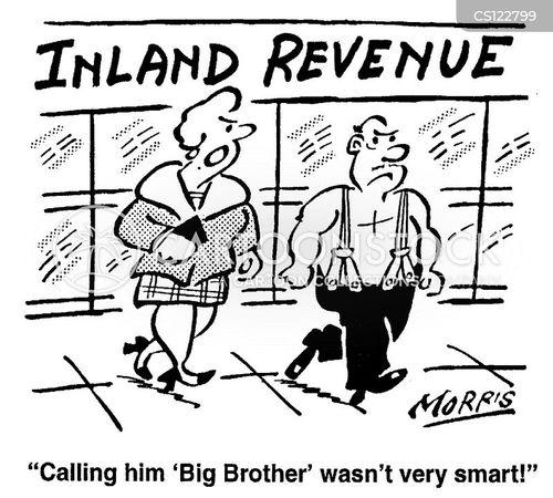 self assessment cartoon