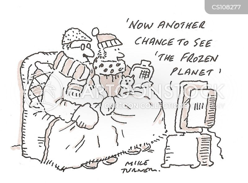 david attenborough cartoon
