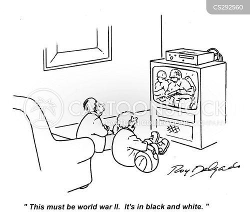 time period cartoon