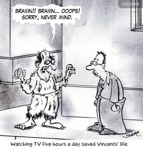 life savers cartoon