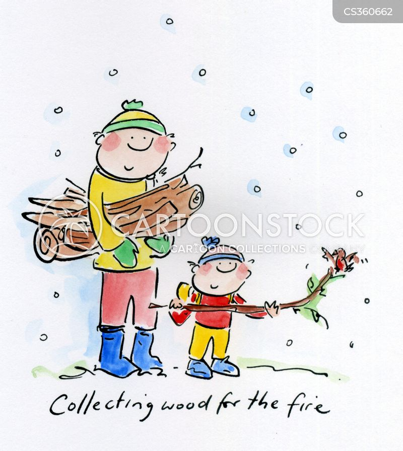 Gathering Winter Fuel cartoons, Gathering Winter Fuel cartoon, funny, Gathering Winter Fuel picture, Gathering Winter Fuel pictures, Gathering Winter Fuel image, Gathering Winter Fuel images, Gathering Winter Fuel illustration, Gathering Winter Fuel illustrations