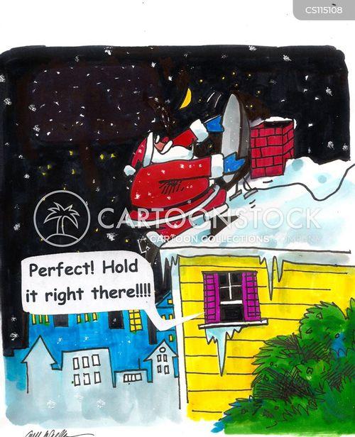 satellite dishes cartoon