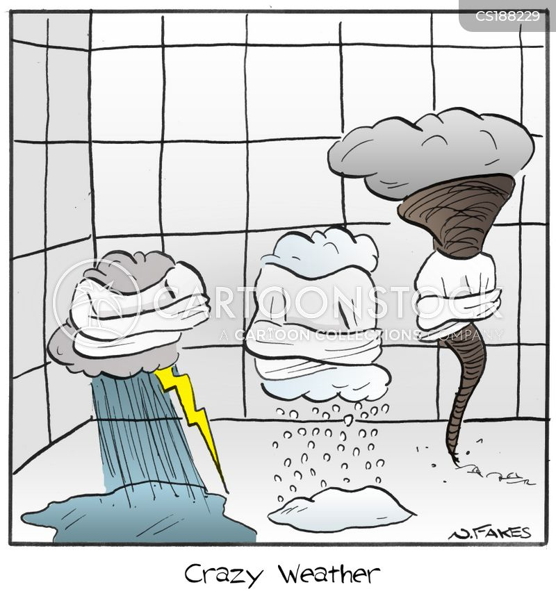 weather changes cartoon
