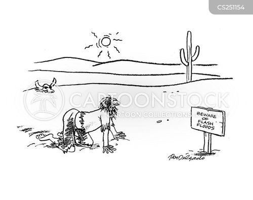 arid cartoon