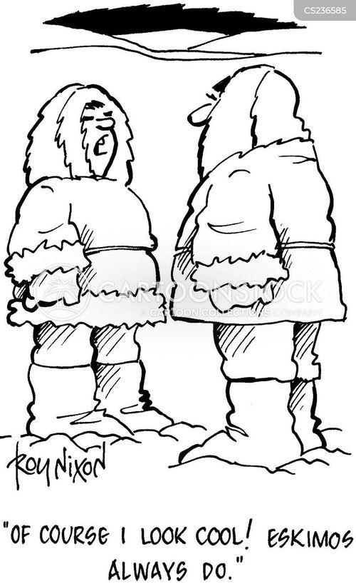 Eskimo and hardcore porn