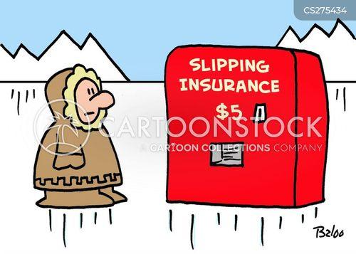 vending cartoon