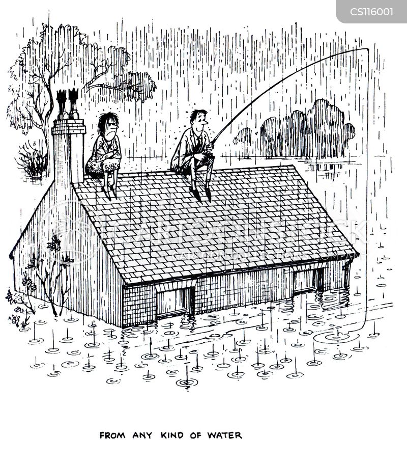 weather conditions cartoon